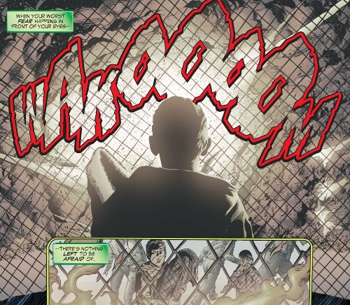 To Light in Darkness [pv Joey Wilson & Hal Jordan] Rco00710