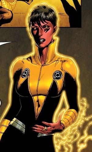 Green Lantern's light, Sinestro's might Rco00811