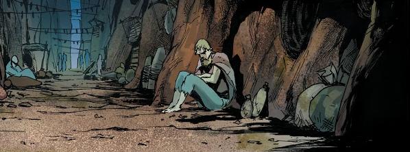 The lost people of Atlantis (Orm/ Mera) Rco00820