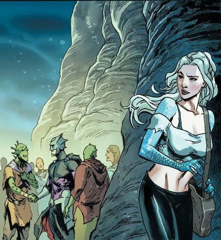 The lost people of Atlantis (Orm/ Mera) Rco01615