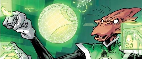 Green Lantern's light, Sinestro's might Rco01810