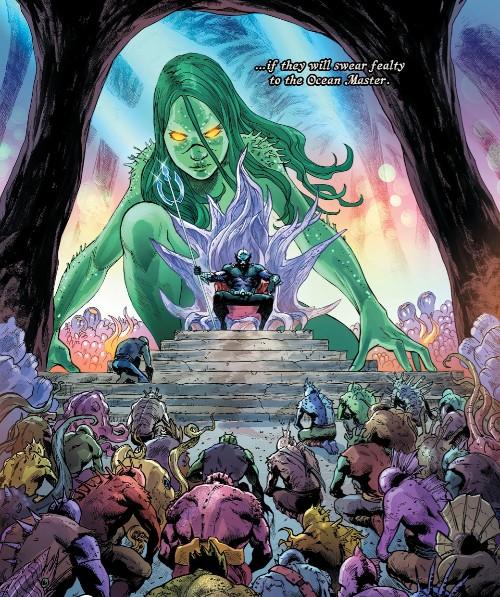 The lost people of Atlantis (Orm/ Mera) Rco03210