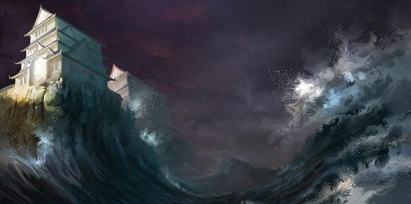 L'élue de Gaïa Tsunam10
