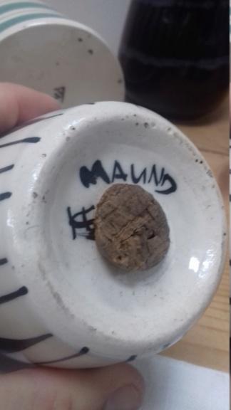 Geoffrey Maund Pottery Ltd. 15697425