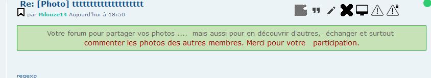 *RESOLU*[PHPBB3] Retirer l'auteur dans un message particulier 1112