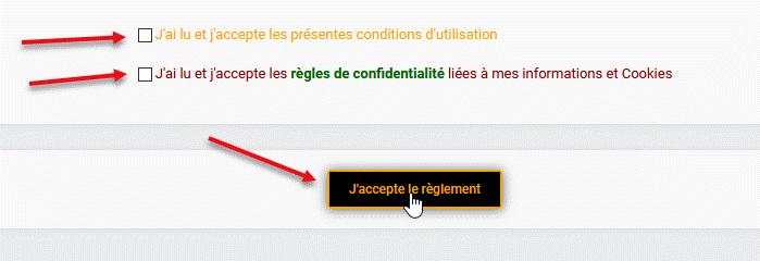 [Modernbb]Acception des conditions et texte d'erreur en Anglais 1224