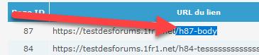 [TOUTES VERSIONS] Héberger du css dans une page html comme sur la feuille de style 1322