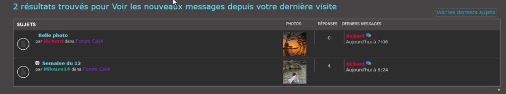 *RESOLU*[PHPBB3] Derniers messages 197