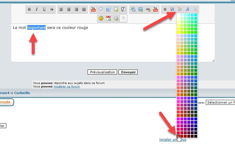 *RESOLU*[PHPBB2] Surligner des mots en couleur fluo. 319