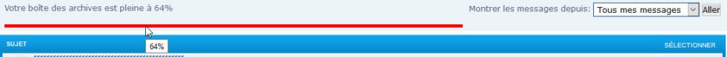 [PHPBB3]Afficher une barre de progression sur la liste des MPS 323