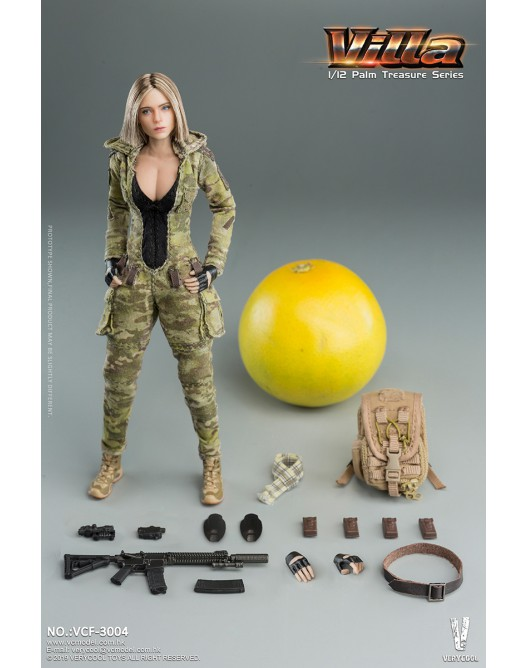 NEW PRODUCT: VERYCOOL 1/12 Palm Treasure Series — Villa 0210