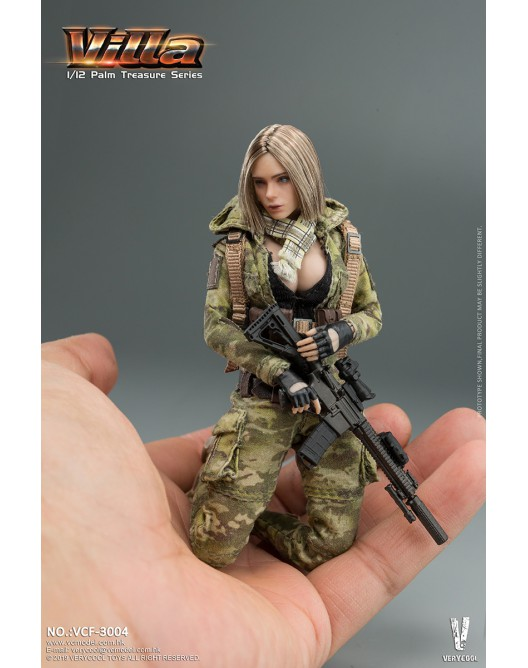 NEW PRODUCT: VERYCOOL 1/12 Palm Treasure Series — Villa 1010