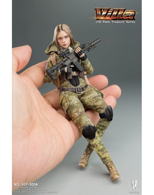 NEW PRODUCT: VERYCOOL 1/12 Palm Treasure Series — Villa 1110