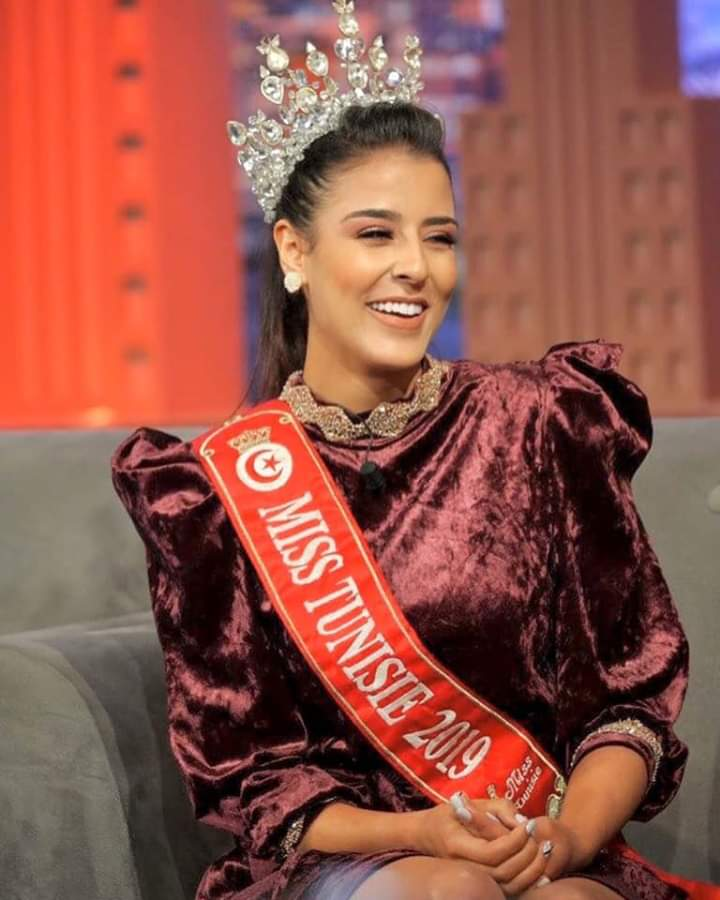 Sabrine Khalifa Mansour (TUNISIA 2019) 74327610