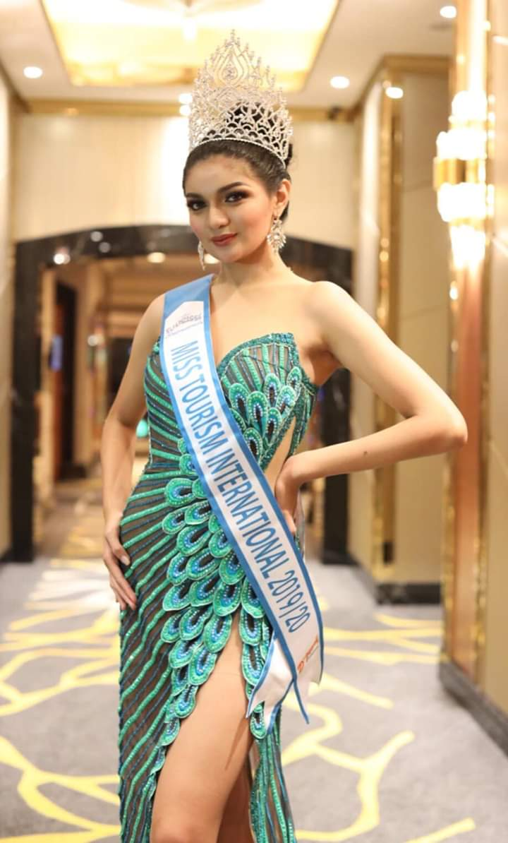 Miss Tourism International 2019 is Philippines, Cyrille Payumo! 74592110