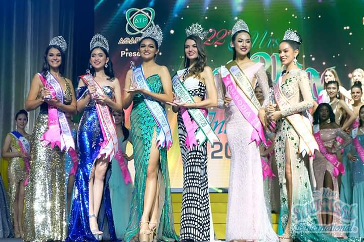 Miss Tourism International 2019 is Philippines, Cyrille Payumo! 75250911