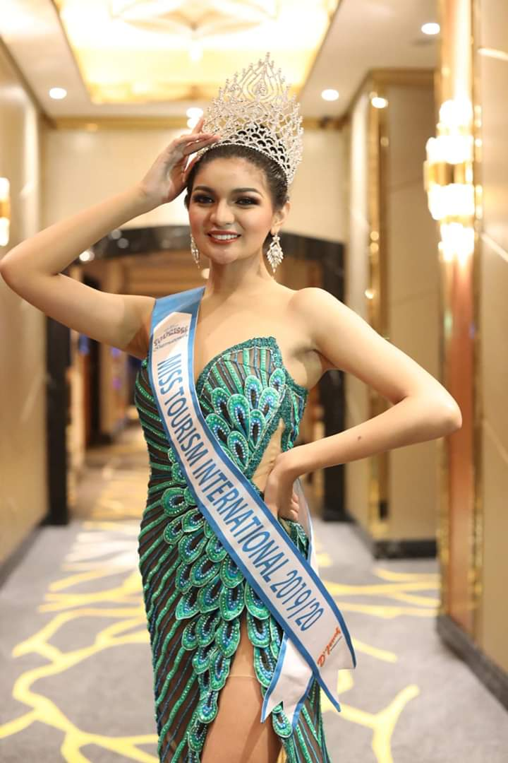 Miss Tourism International 2019 is Philippines, Cyrille Payumo! 75407710