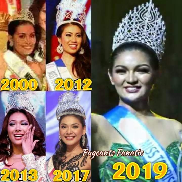 Miss Tourism International 2019 is Philippines, Cyrille Payumo! 76889410