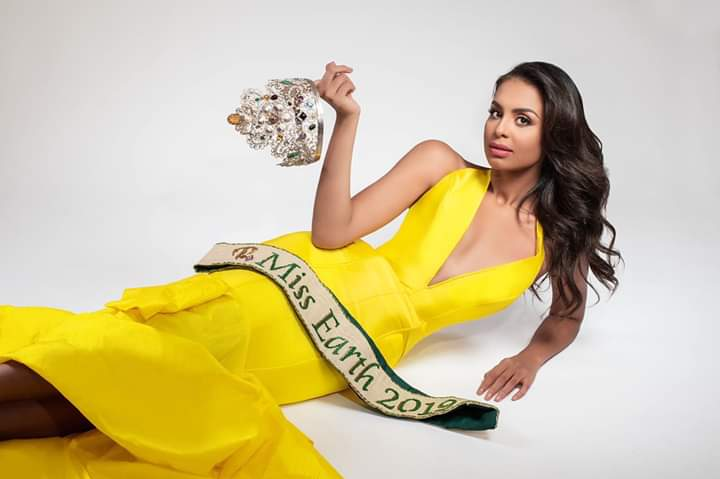 Official Thread of MISS EARTH 2019: Nellys Pimentel from PUERTO RICO - Page 2 76971310