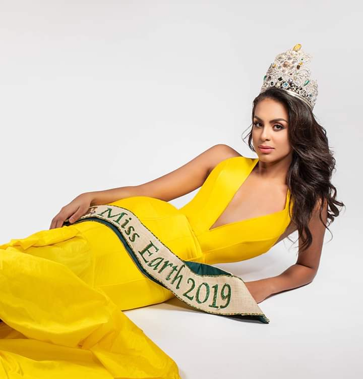 Official Thread of MISS EARTH 2019: Nellys Pimentel from PUERTO RICO - Page 2 78136812