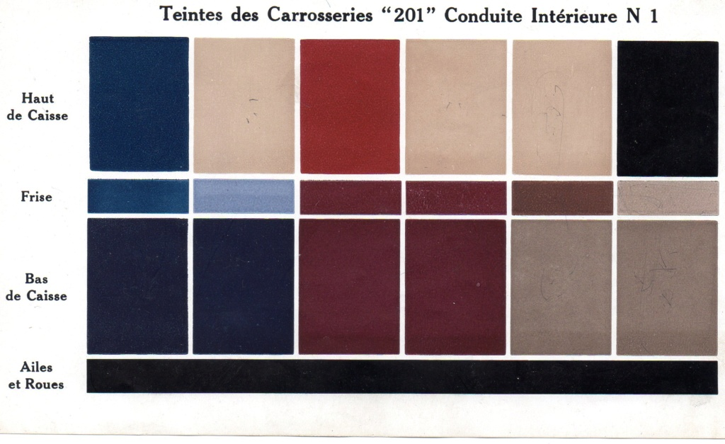 Couleurs Peugeot 201 C Img01511
