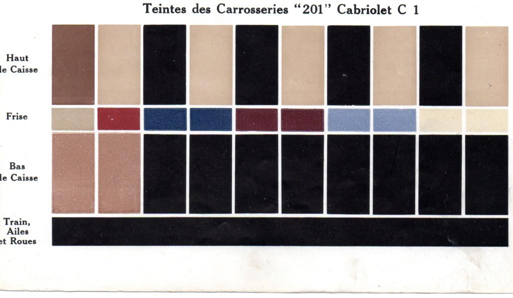 Couleurs Peugeot 201 C Img01611