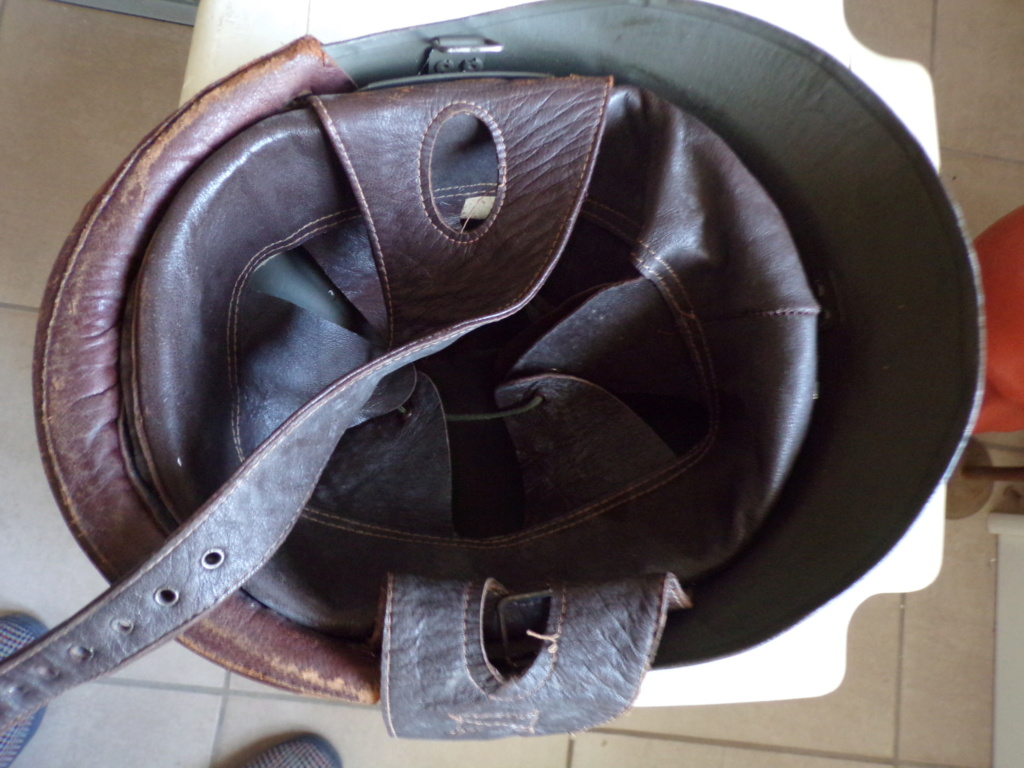 Casque Adrian mdl 35/40 Chasseur 101_1914