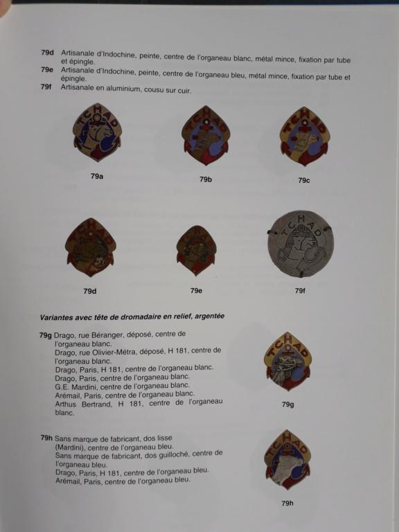 Insigne pucelle Indochine  FR. THA CHET HON 20200713