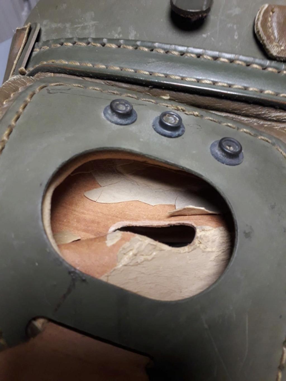 Casque M1938 US ww2 de tankiste Img-2088
