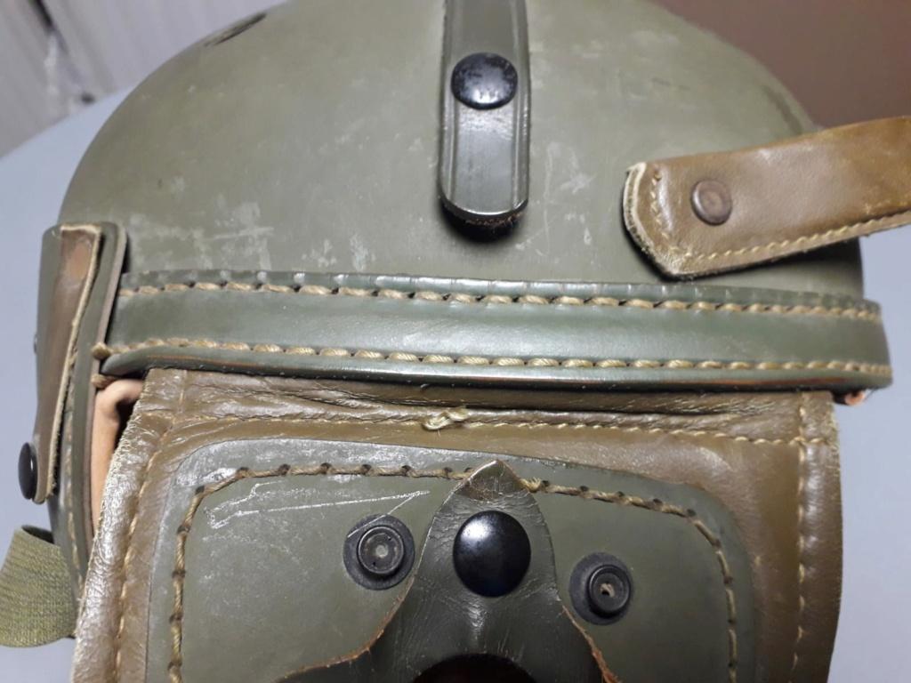 Casque M1938 US ww2 de tankiste Img-2092