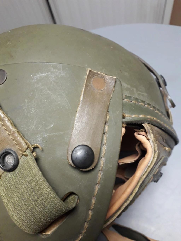 Casque M1938 US ww2 de tankiste Img-2093