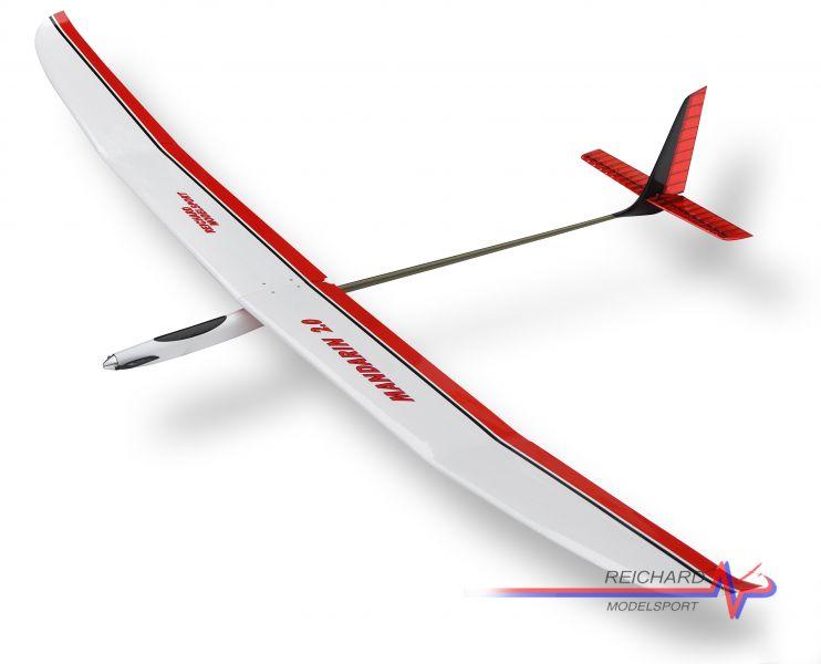 Volons léger- Planeurs à pets de mouches Elektr10