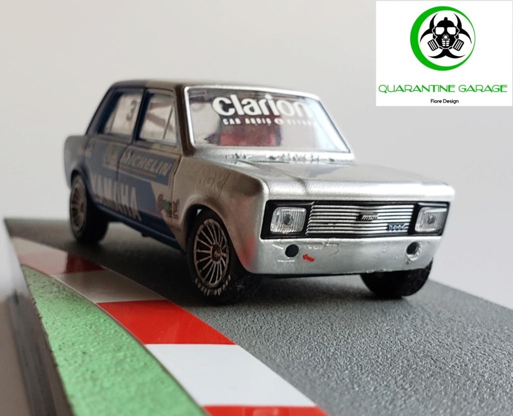 MT: Fiat 128 Turismo Nacional Clase 2 1/43 20200710