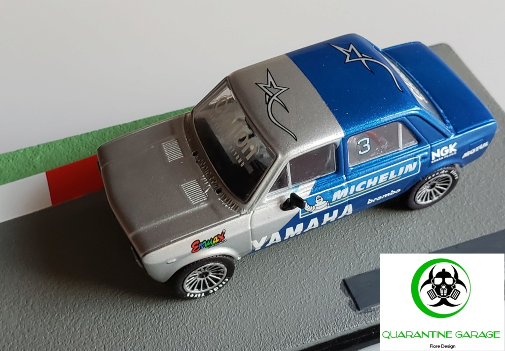 MT: Fiat 128 Turismo Nacional Clase 2 1/43 20200711