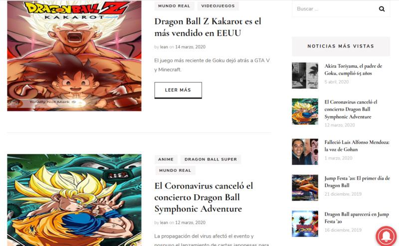 Noticias del mundo de DRAGON BALL Previe11