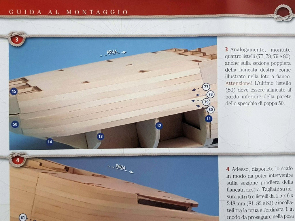 Levigatura scafo Amerigo Vespucci  20200419