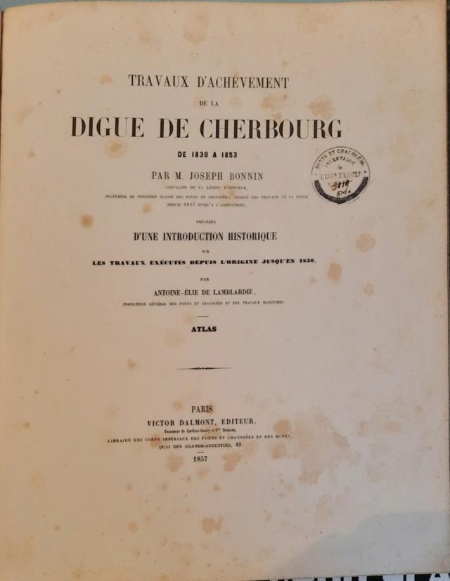 Documentation et modélisation du Fort de L'Ouest, grande rade, Cherbourg 20210227