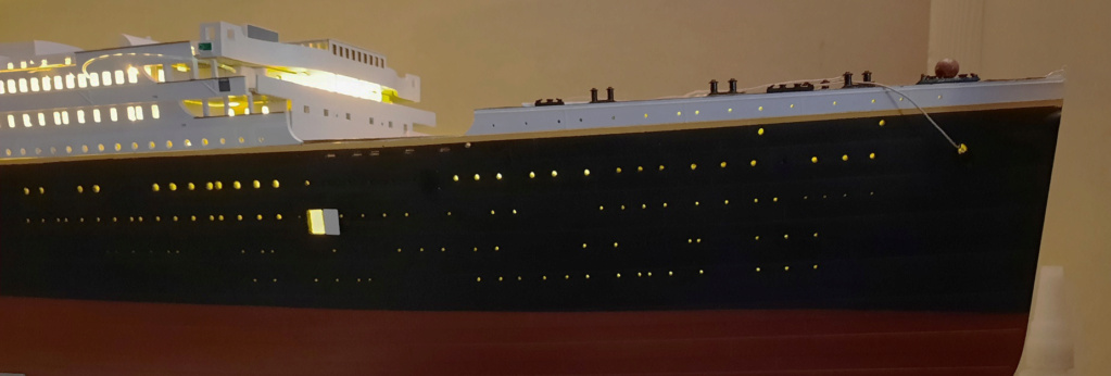 Montage Titanic Trumpeter 1/200 - Page 11 20210335