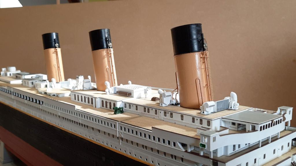RMS Titanic (Trumpeter 1/200°) de LE BARBENCHON - Page 15 20210813