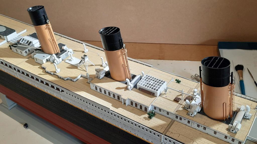 RMS Titanic (Trumpeter 1/200°) de LE BARBENCHON - Page 15 20210814