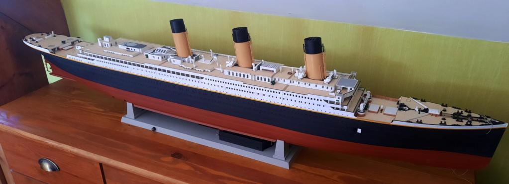 RMS Titanic (Trumpeter 1/200°) de LE BARBENCHON - Page 15 20210818