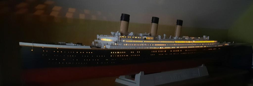 RMS Titanic (Trumpeter 1/200°) de LE BARBENCHON - Page 15 20210820