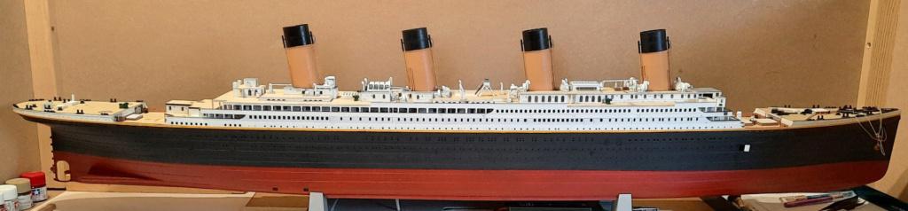 RMS Titanic (Trumpeter 1/200°) de LE BARBENCHON - Page 15 20210825