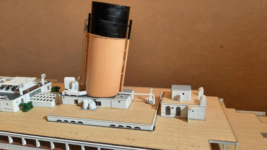 RMS Titanic (Trumpeter 1/200°) de LE BARBENCHON - Page 15 20210827