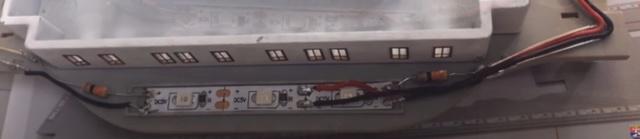 Montage du Titanic de chez Trumpeter. Annota12