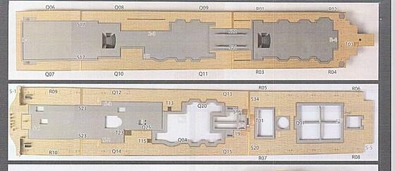 Montage Titanic Trumpeter 1/200 - Page 3 Captur12