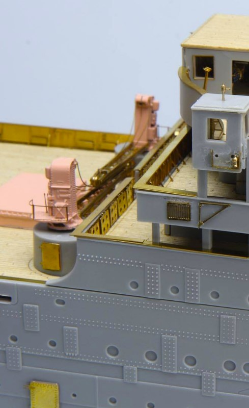 Montage Titanic Trumpeter 1/200 - Page 10 Captur28