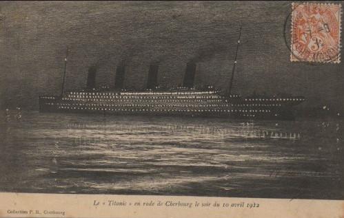 Montage Titanic Trumpeter 1/200 - Page 11 Captur29