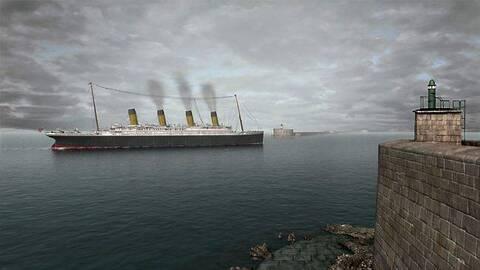 Montage Titanic Trumpeter 1/200 - Page 12 Titani14
