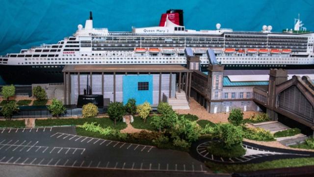 Titanic au 1/200 Trumpeter - Page 10 W-gare15